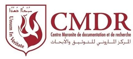 CMDR France Logo